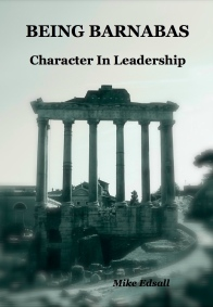 Being Barnabas: Character In Leadership